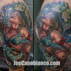 Cowgirl Tattoo by Joe Capobianco