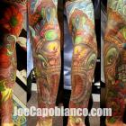 Elephant Tattoo by Joe Capobianco
