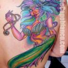 Mermaid Tattoo by Joe Capobianco