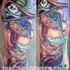 Pirate Gal (Healed)